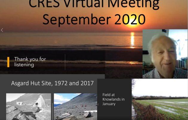 CRES Virtual Meeting Report September 2020
