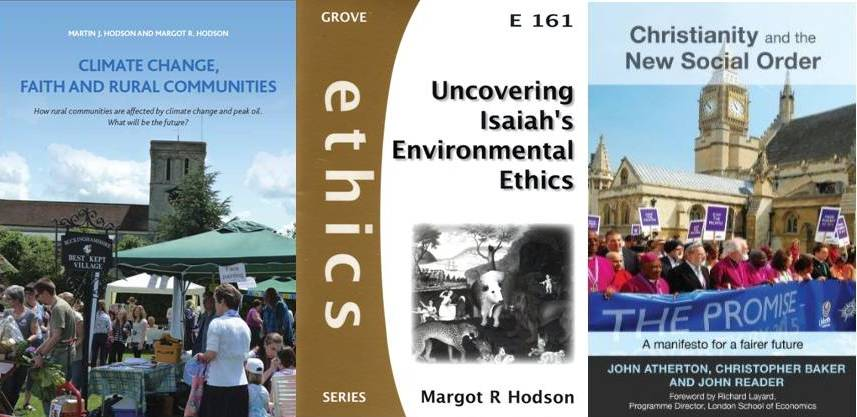 New Publications from CRES Personnel
